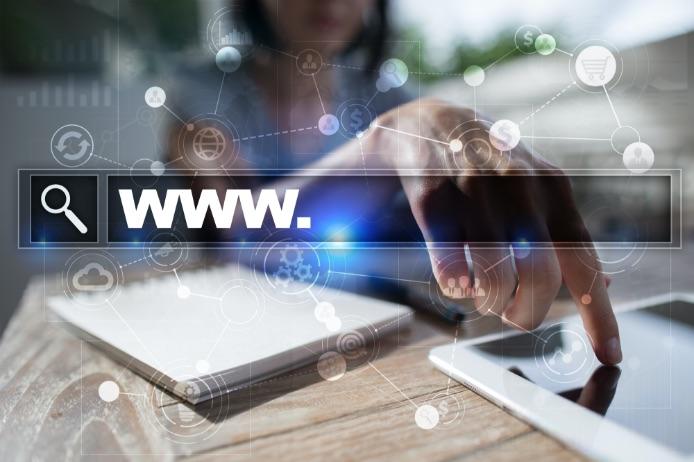 Pagina web de cursos elearning