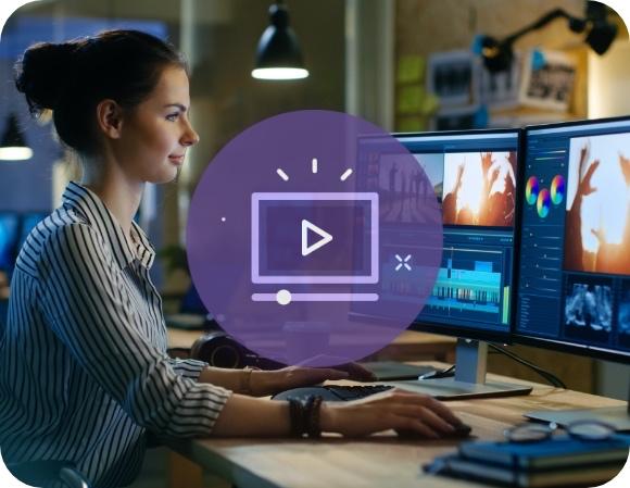 elearning edicion video servicios